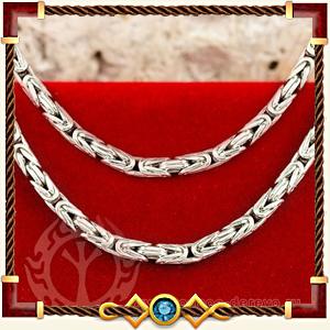 Цепочки браслеты и шнуры из серебра, золота и кожи в Орске