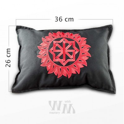 Подушка оберег - вышивка
