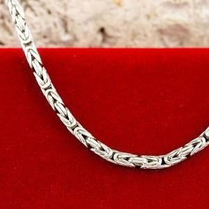 Византийская цепь из серебра