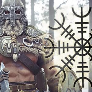 Шлем Ужаса - Скандинавский оберег